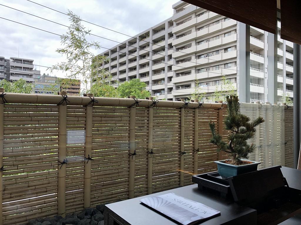 リッツカールトン京都のデラックス(シティビュー)3