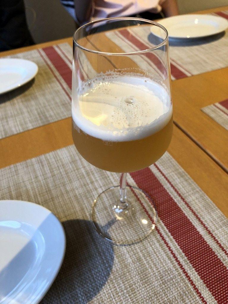 京都のシャティバのスペイン産生ビールイネディット
