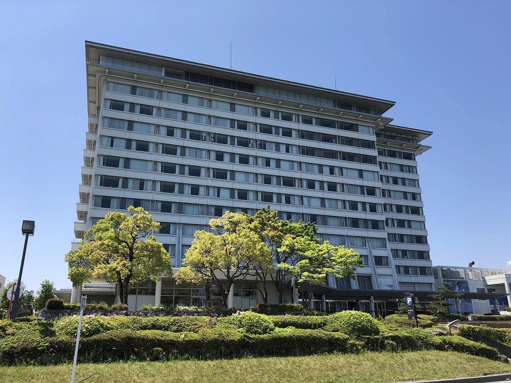 琵琶湖マリオットホテルの外観