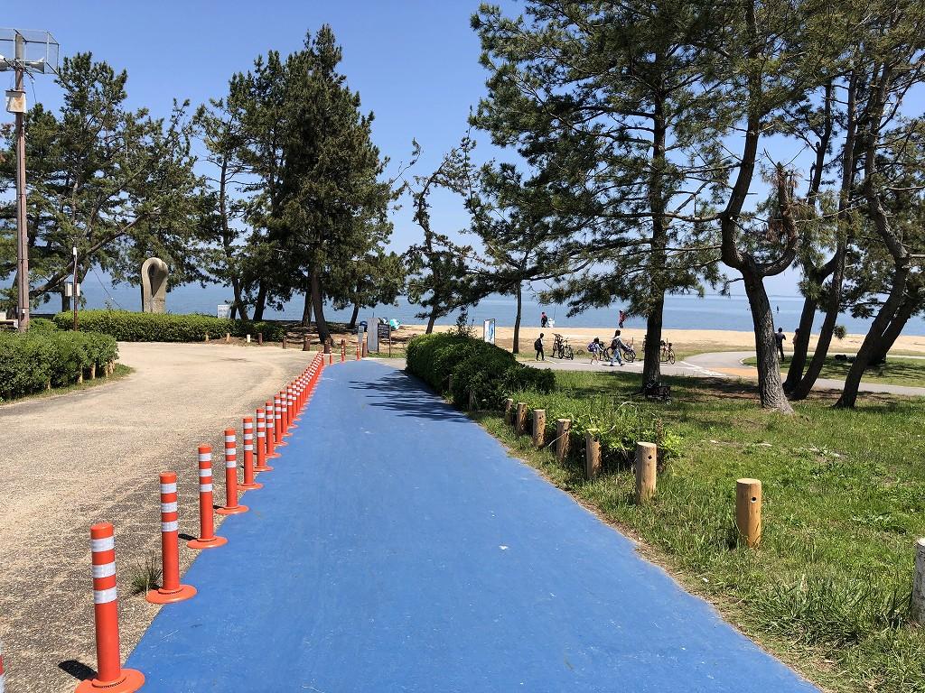 琵琶湖畔を散策1