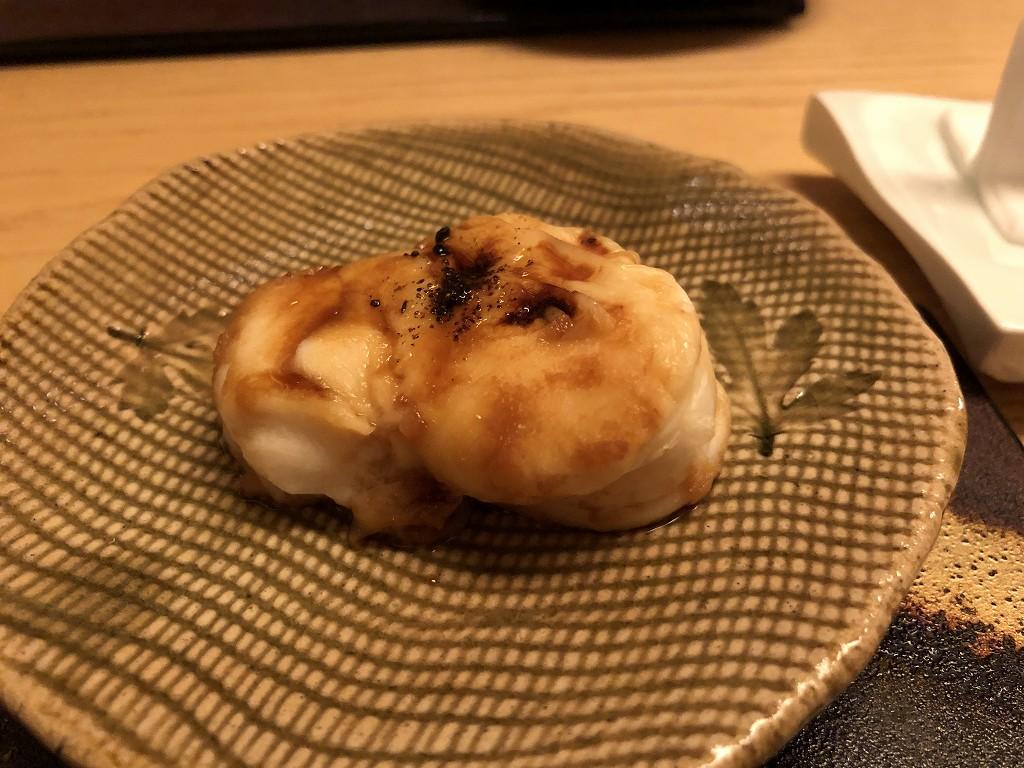 リッツカールトン京都の水暉の白子