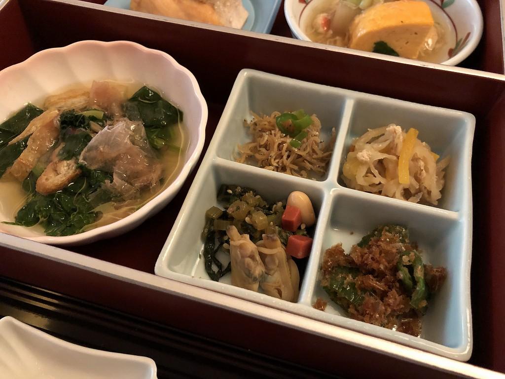 リッツカールトン京都の水暉の朝食5