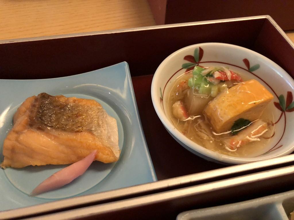 リッツカールトン京都の水暉の朝食6