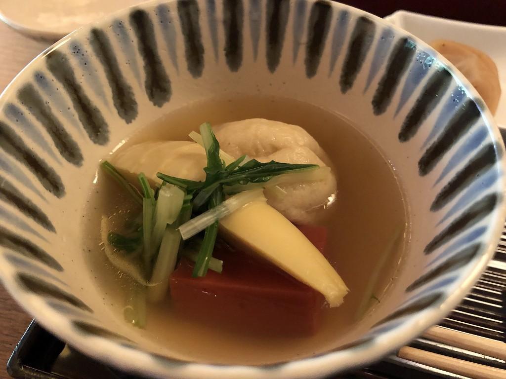 リッツカールトン京都の水暉の朝食7