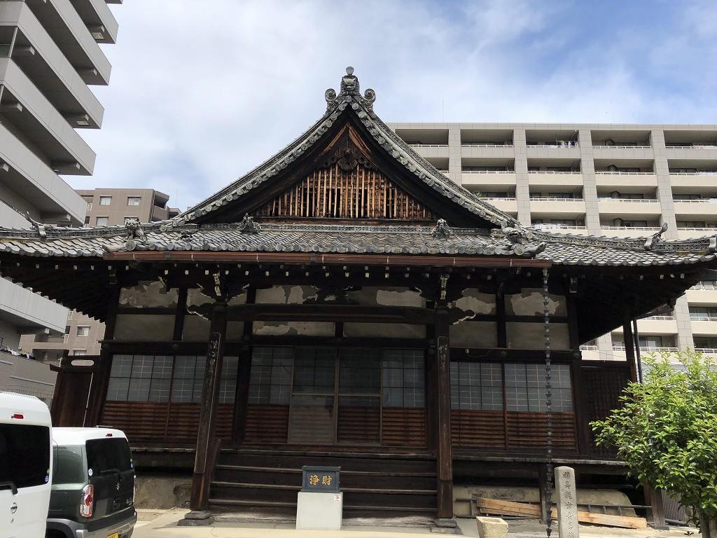 京都の法雲寺2