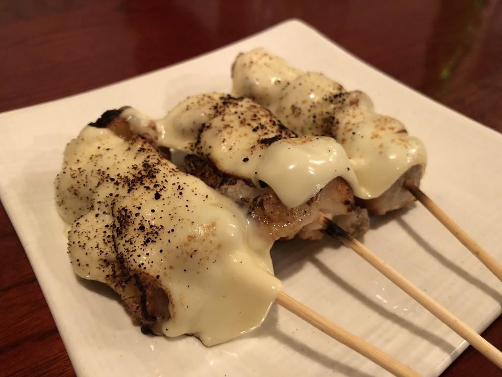 堅田のソラナカのもちチーズ