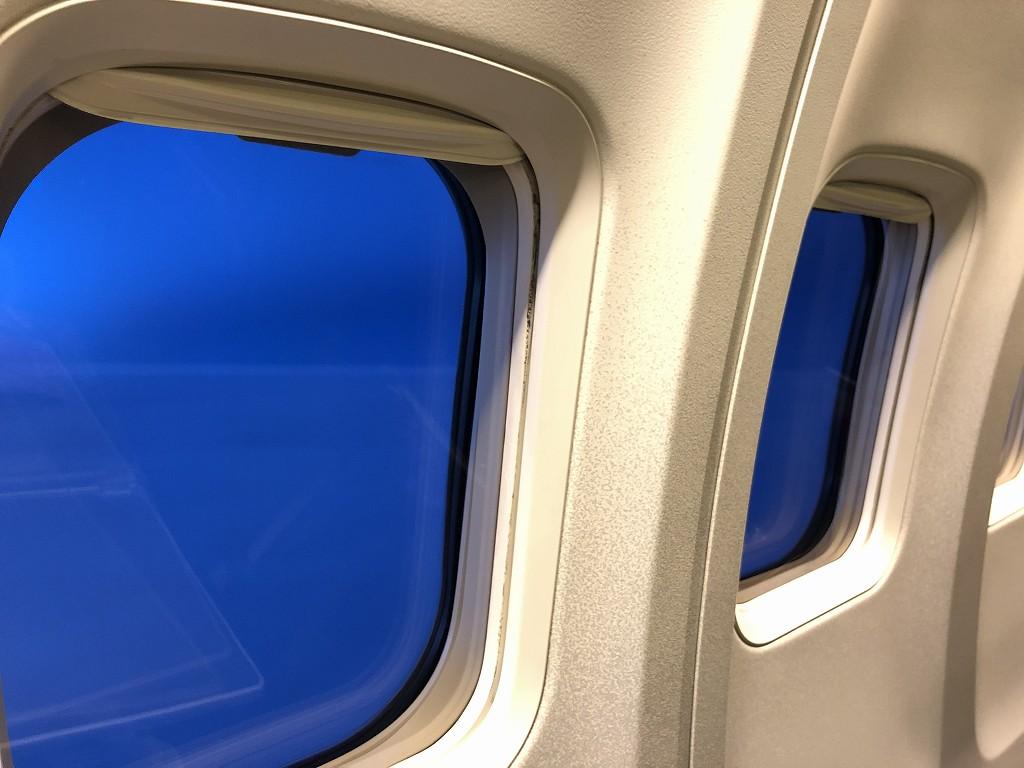 JAL958便のビジネスクラスからの機窓風景3