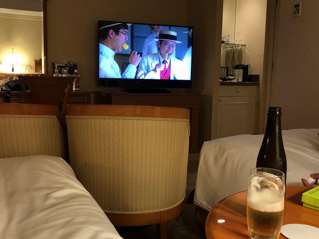 名古屋マリオットアソシアホテルで「いだてん」
