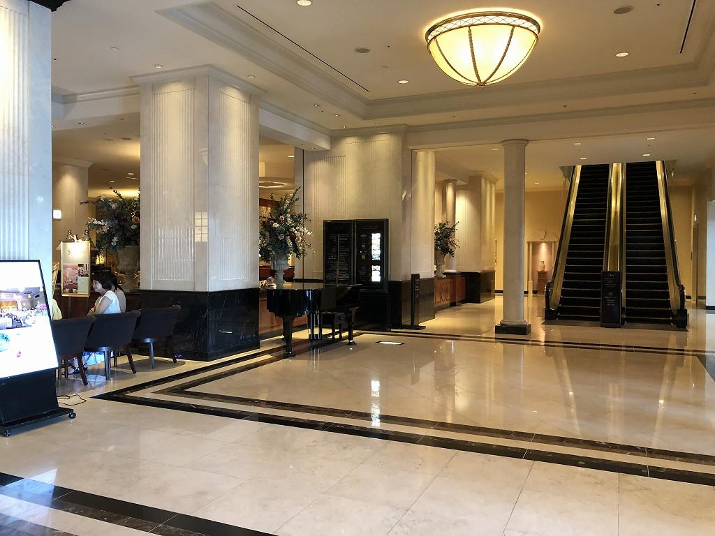 名古屋マリオットアソシアホテルの「シーナリー」