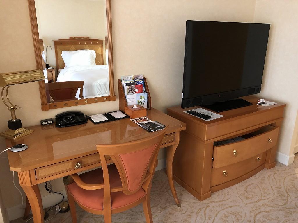 名古屋マリオットアソシアホテルのデラックスルーム3