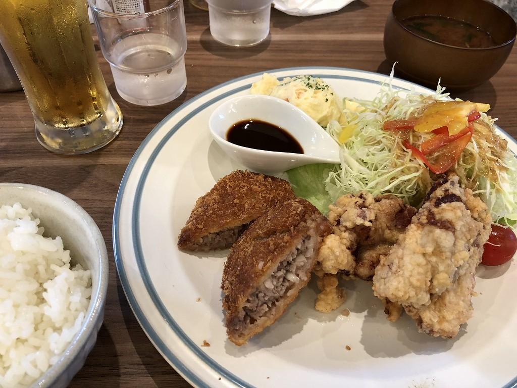 円頓寺商店街の「NAGONOYA」2