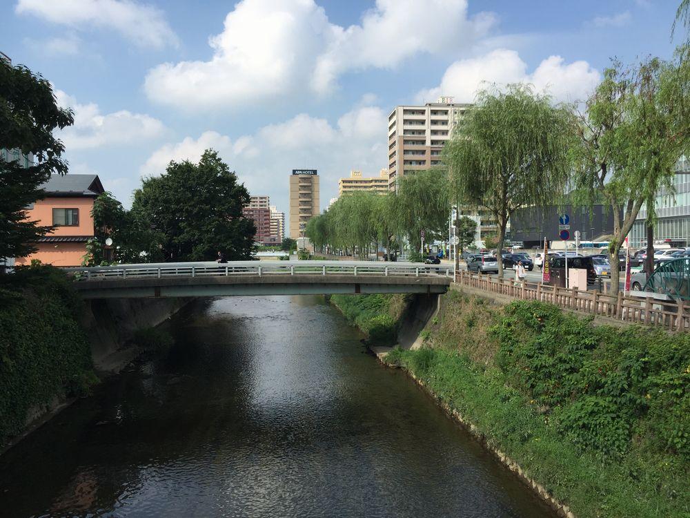 秋田市の旭川