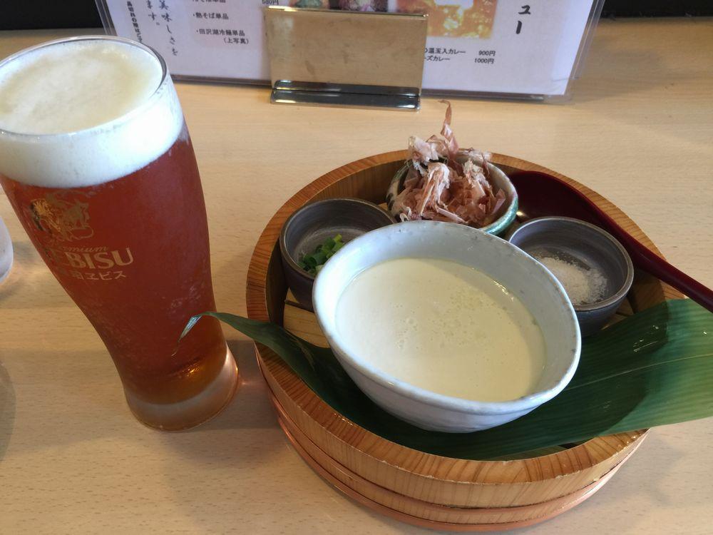 秋田比内地鶏やの豆腐