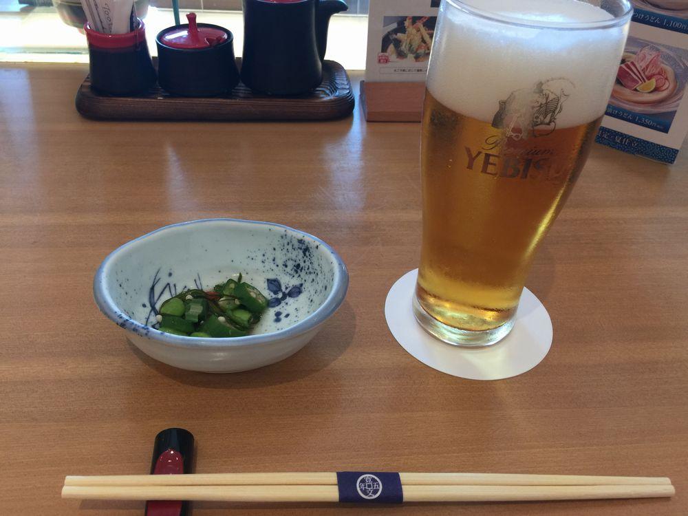 寛文五年堂秋田店ビール