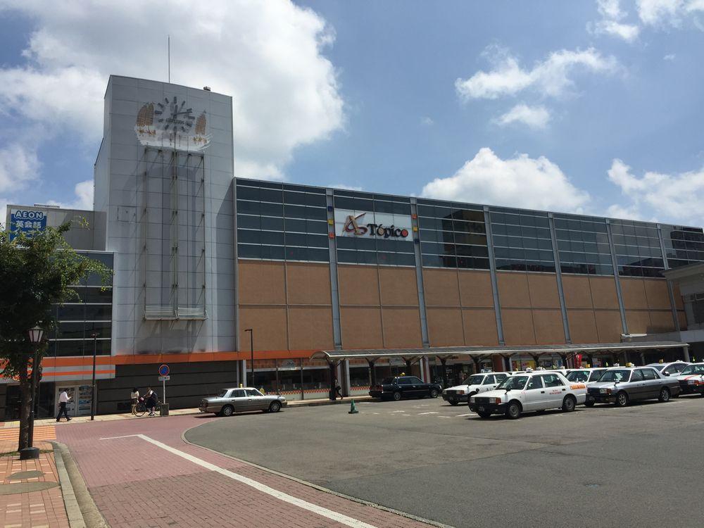 秋田駅ビルTopico