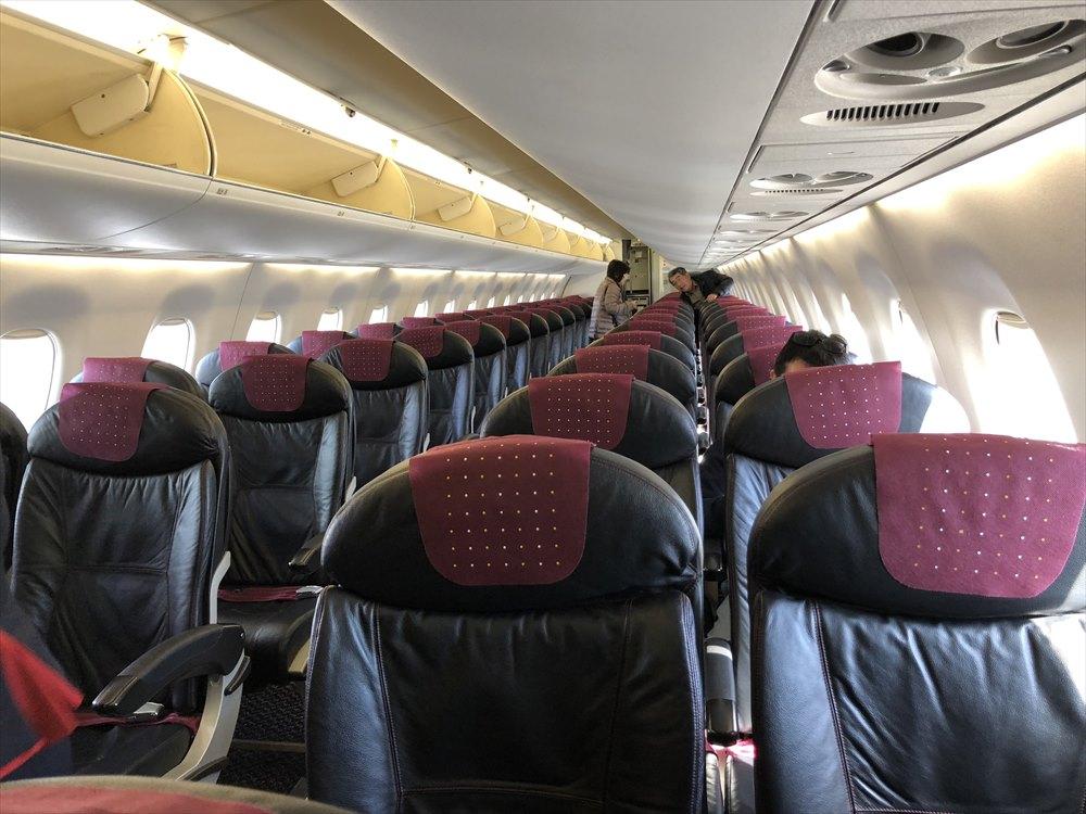 JAL3729便