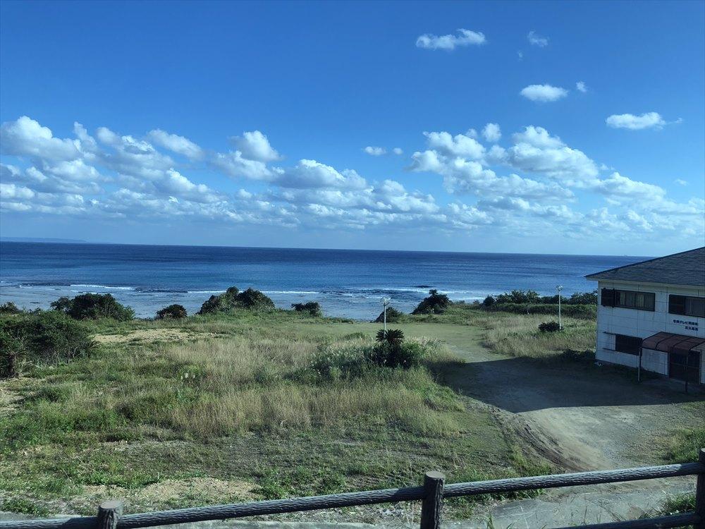 奄美大島の笠利町の海1
