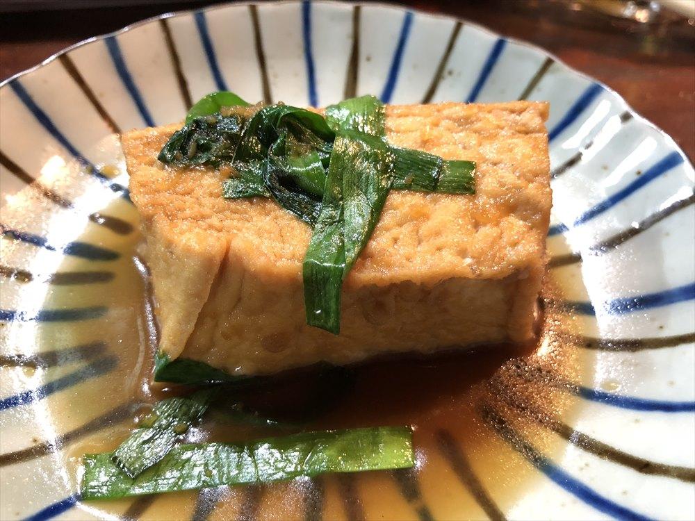 喜多八の揚げ出し豆腐