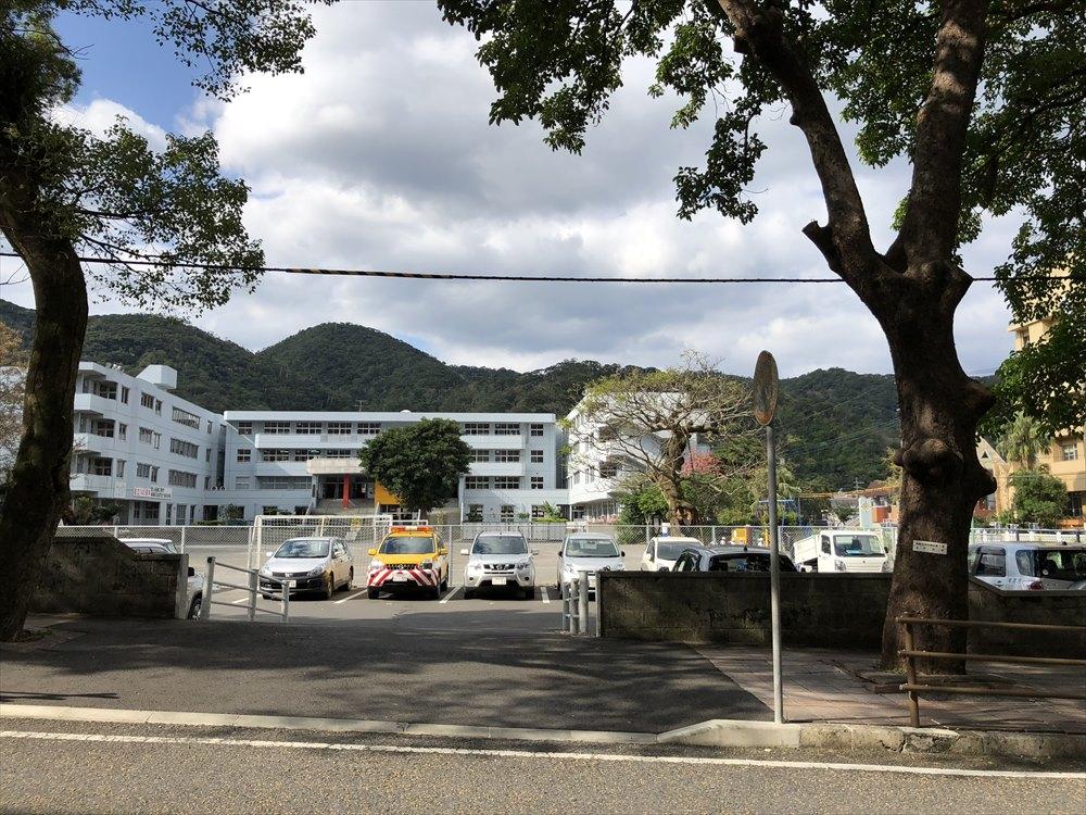 奄美大島の小学校