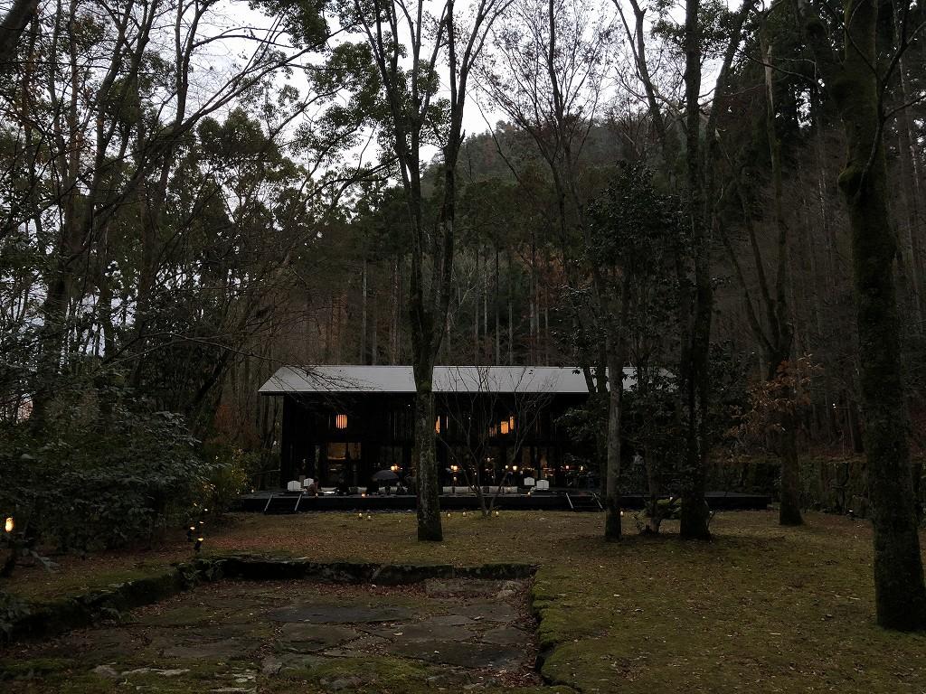 アマン京都のケリーヒル・ガーデン1