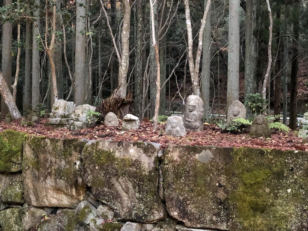 アマン京都の地蔵