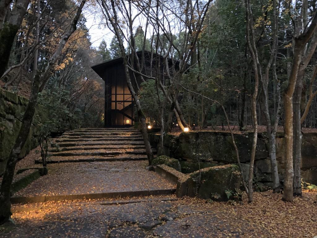 アマン京都の「蛍」