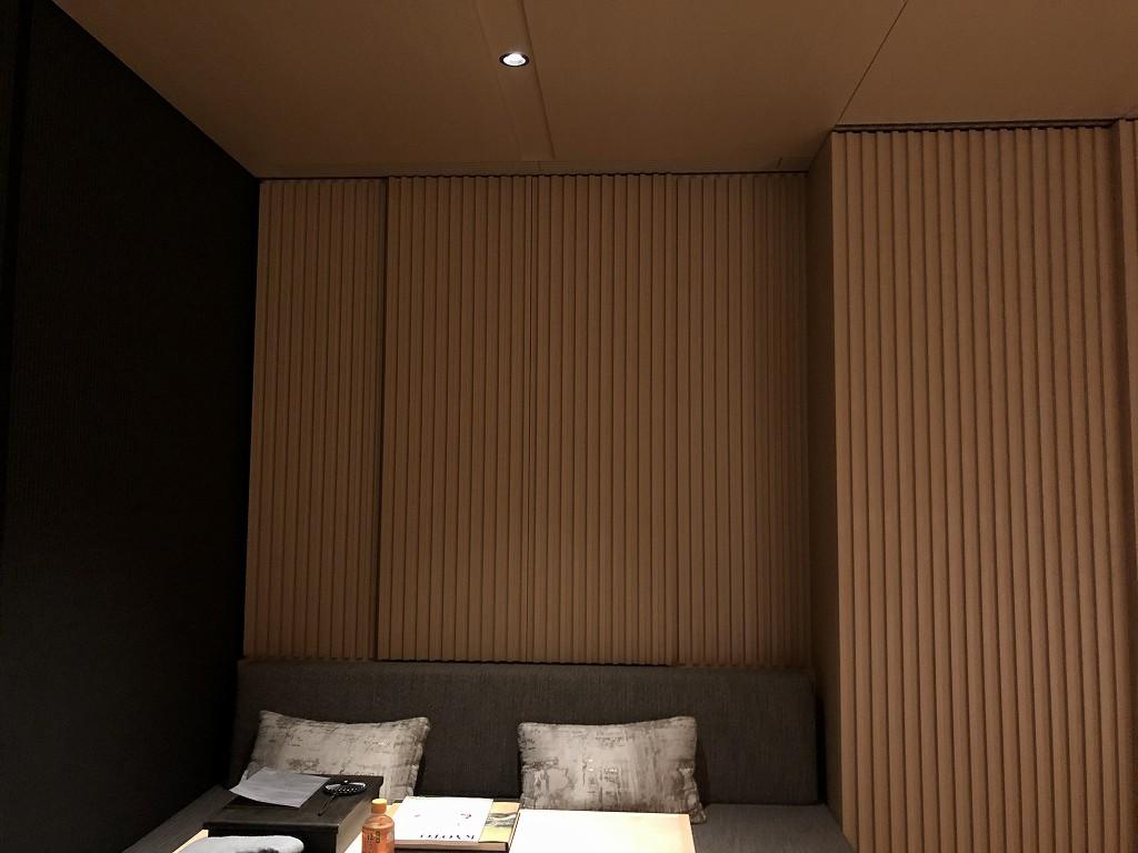 アマン京都のテレビ1