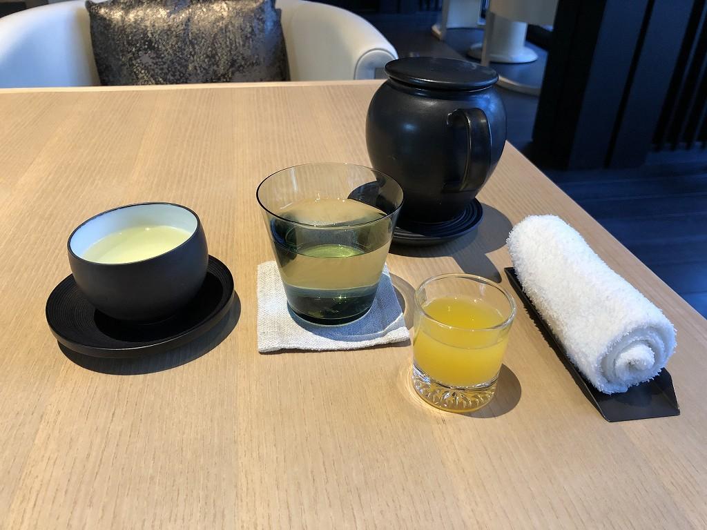 アマン京都のザ・リビング パビリオン by アマンの朝食1
