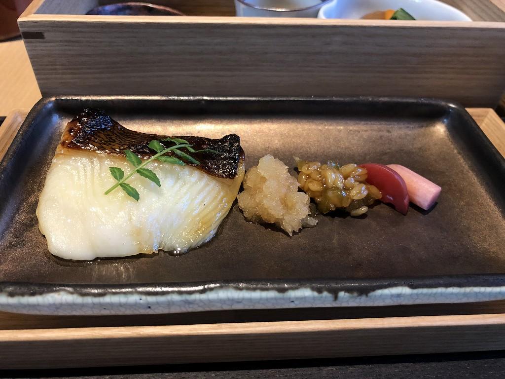 アマン京都のザ・リビング パビリオン by アマンの朝食3