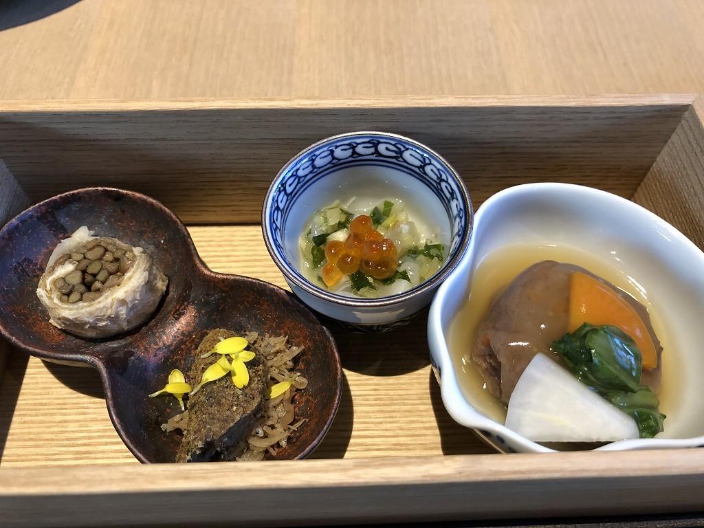 アマン京都のザ・リビング パビリオン by アマンの朝食4