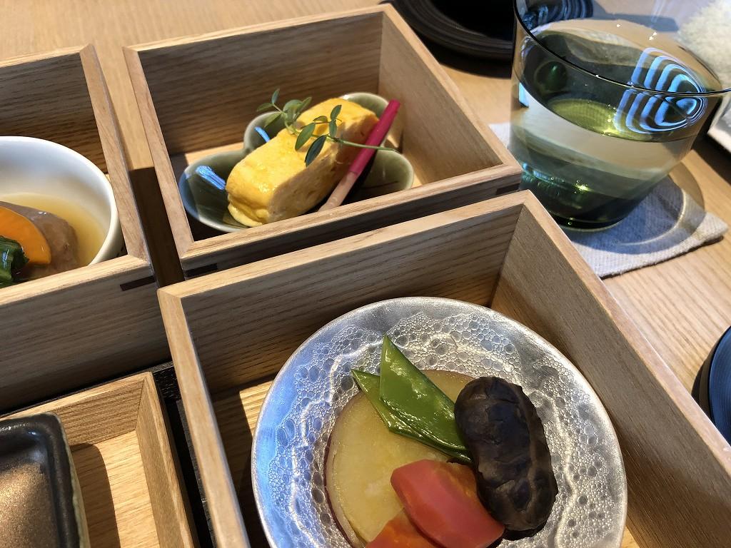 アマン京都のザ・リビング パビリオン by アマンの朝食5