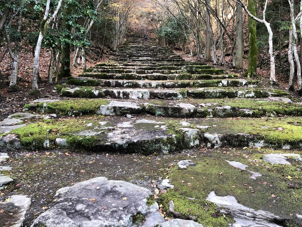 アマン京都の天ヶ峰への散策路5