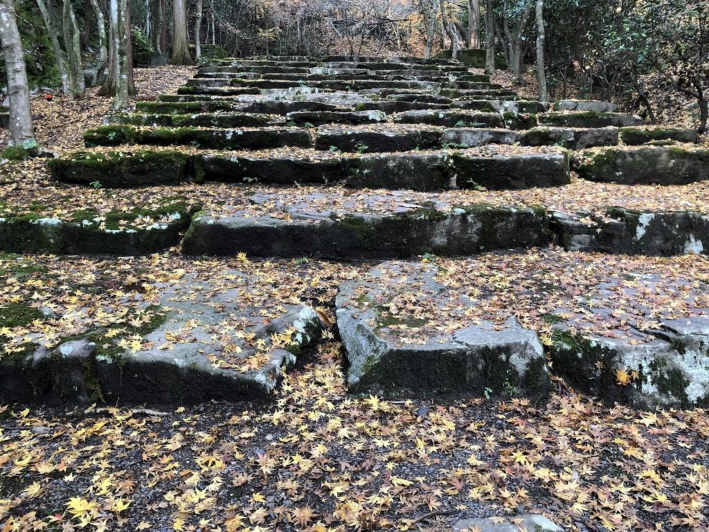 アマン京都の天ヶ峰への散策路6