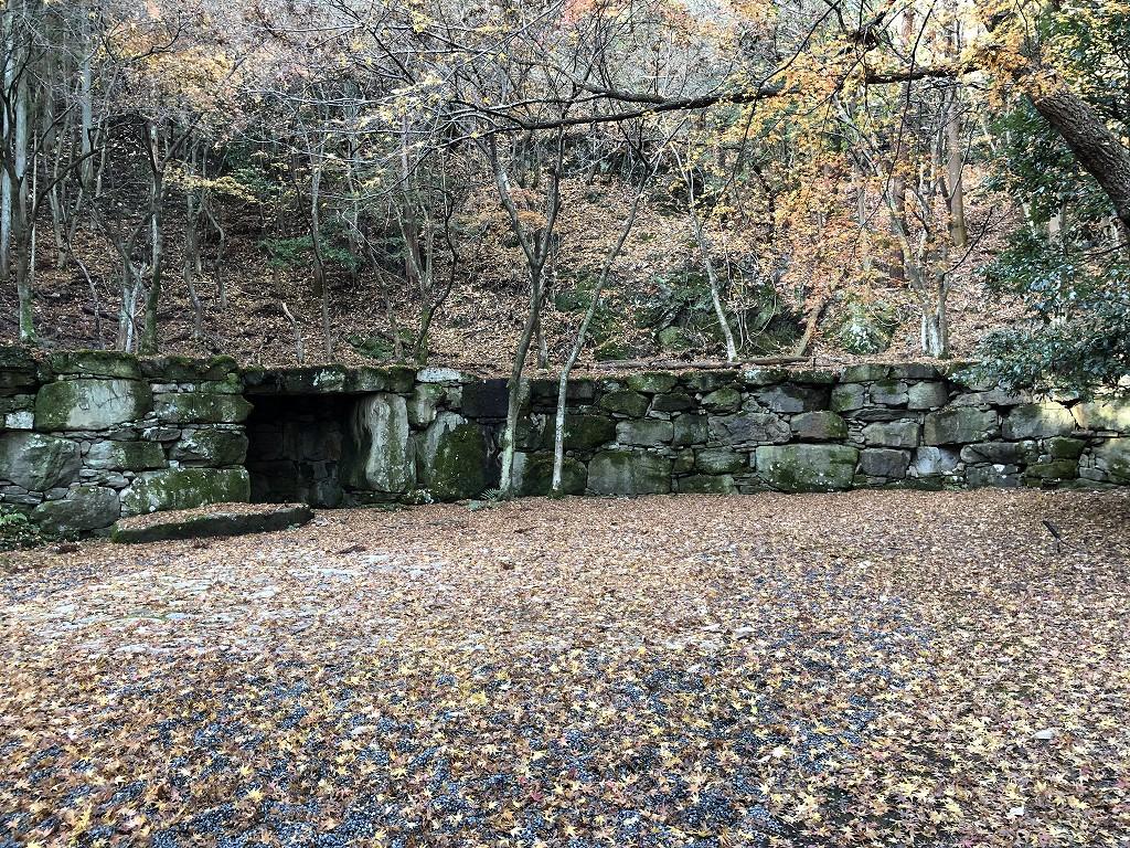 アマン京都の天ヶ峰への散策路7