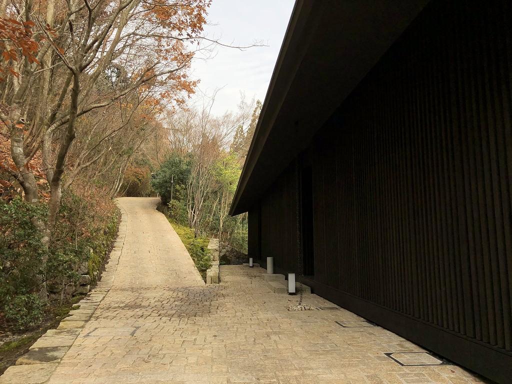 アマン京都の鷹ヶ峯パヴィリオン、鷲ヶ峰パヴィリオンの通路3