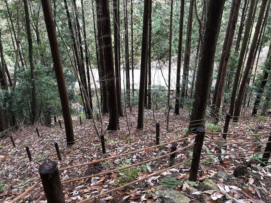 アマン京都のトレッキングコース5