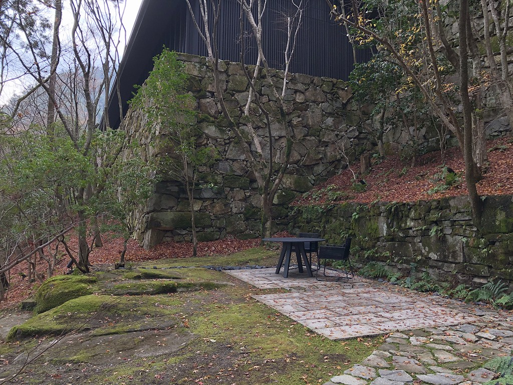 アマン京都の「和ダイニング」2