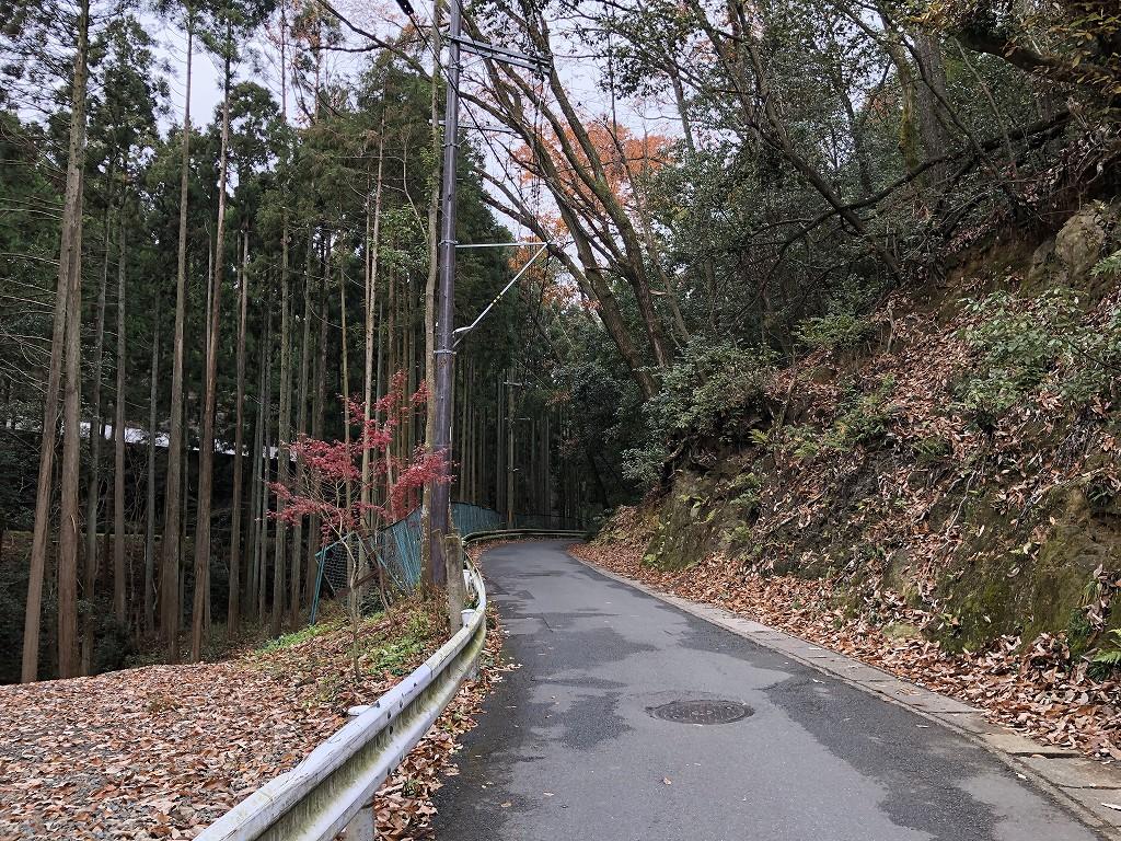 アマン京都近くの異常気象時通行規制区間2