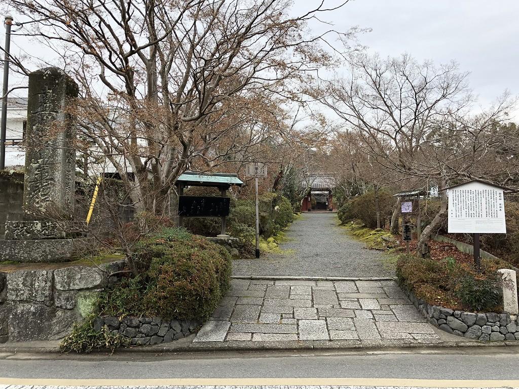 京都の常照寺1