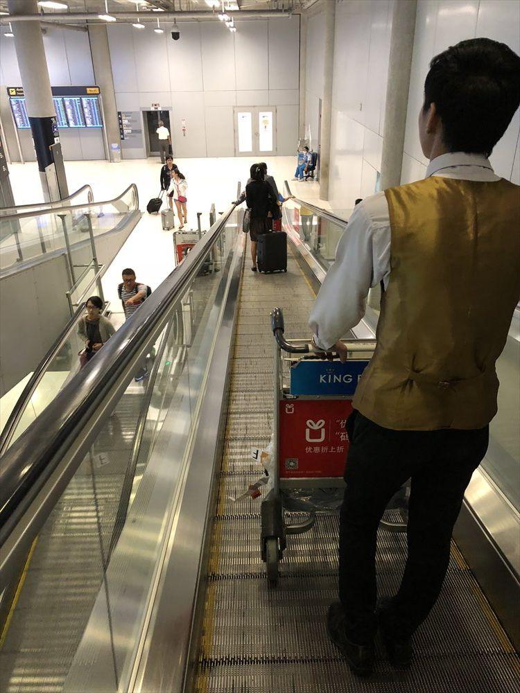 タイ国際航空(TG)の空港アテンドサービス