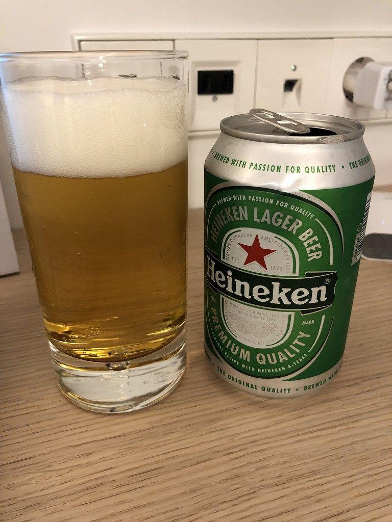 ル・メリディアン バルセロナのビール