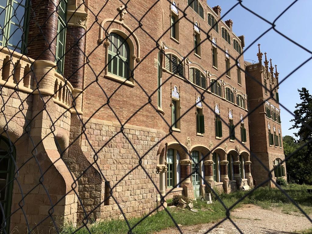サン・パウ病院の復元
