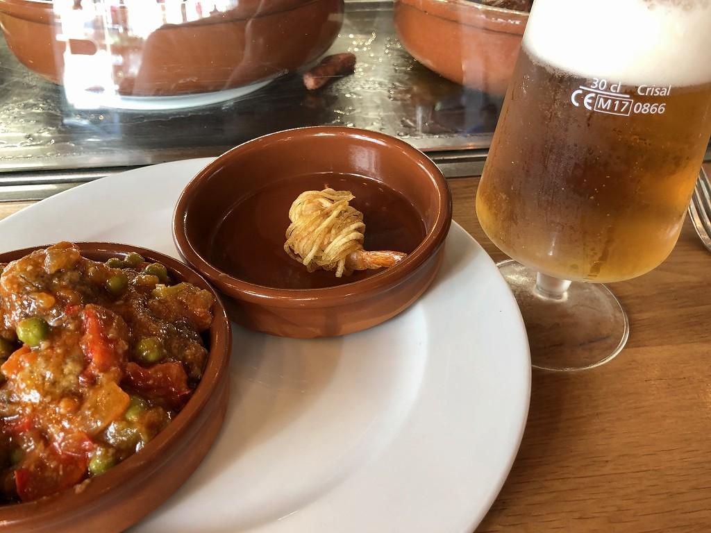 バルセロナのタパスの店2