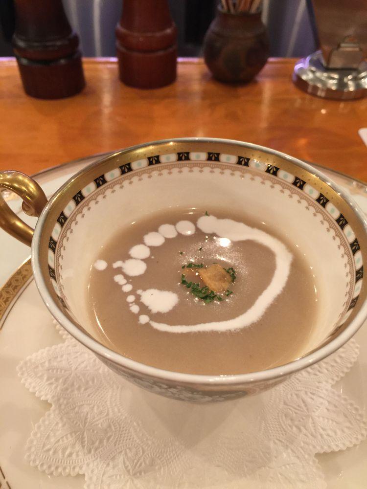 ごぼうのスープ画像