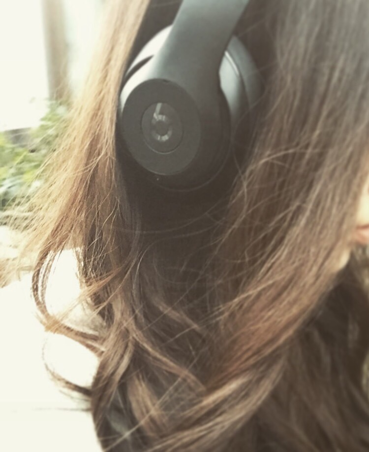 Beats by Dr.Dre Studio Wireless着用イメージ
