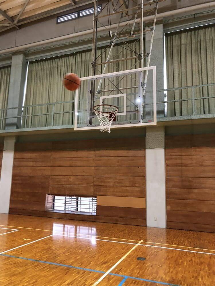 琵琶湖マリオットホテルの体育館4