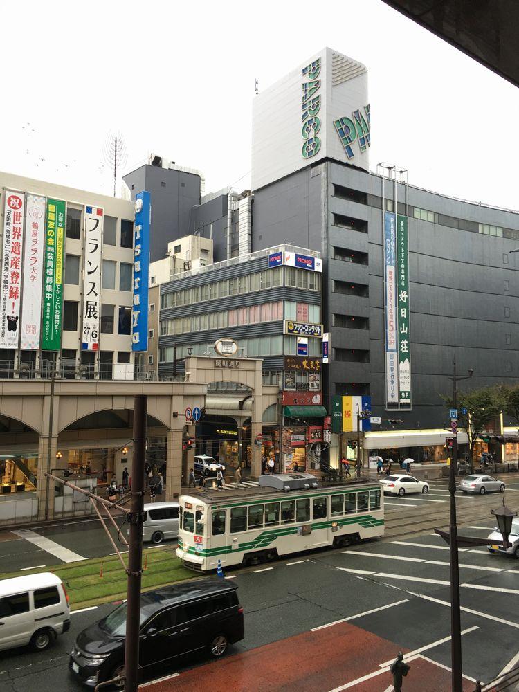 熊本市の繁華街