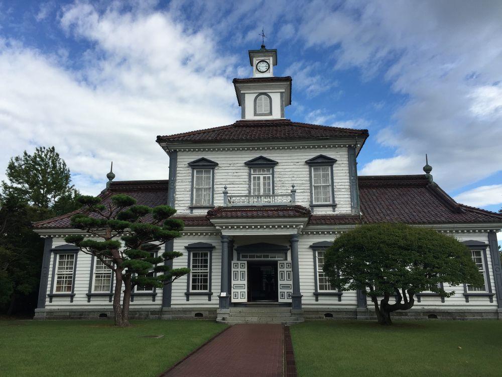 旧西田川郡役所