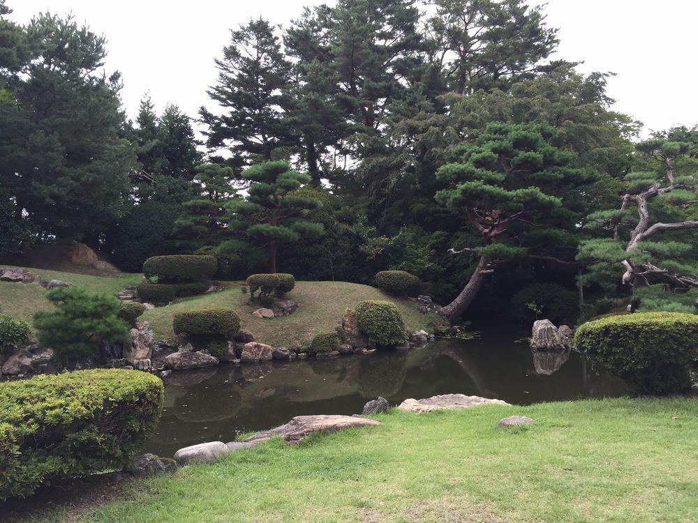 酒井氏庭園