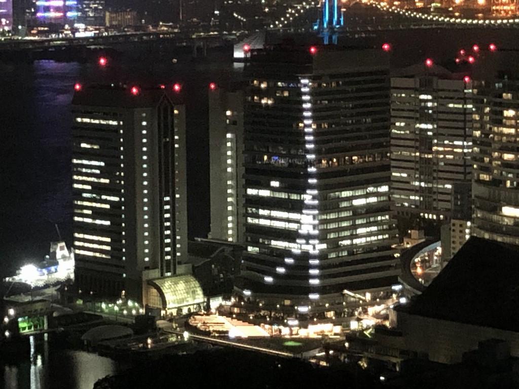 コンラッド東京からの夜景4